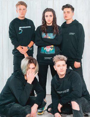 tricouri 5gang