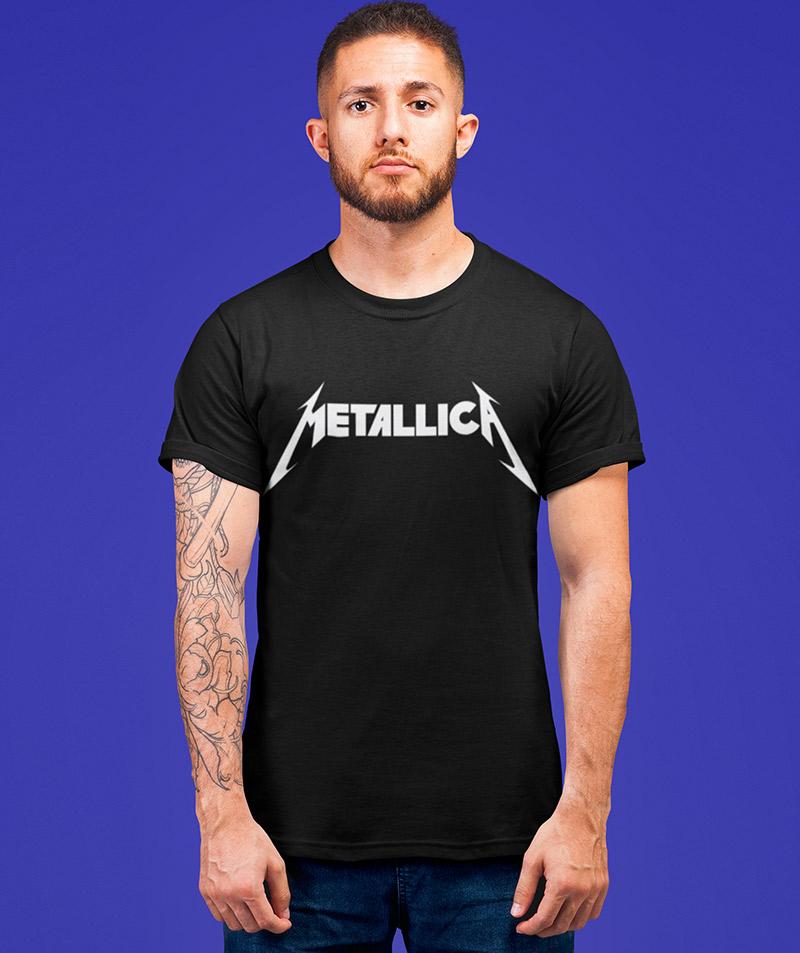 tricouri metallica