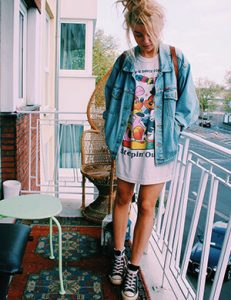 tricouri oversized