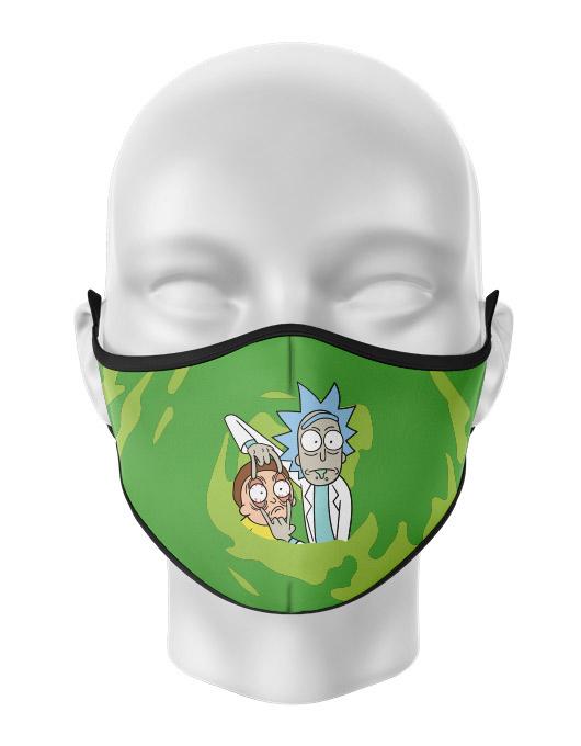 Masca de gura personalizata Portal