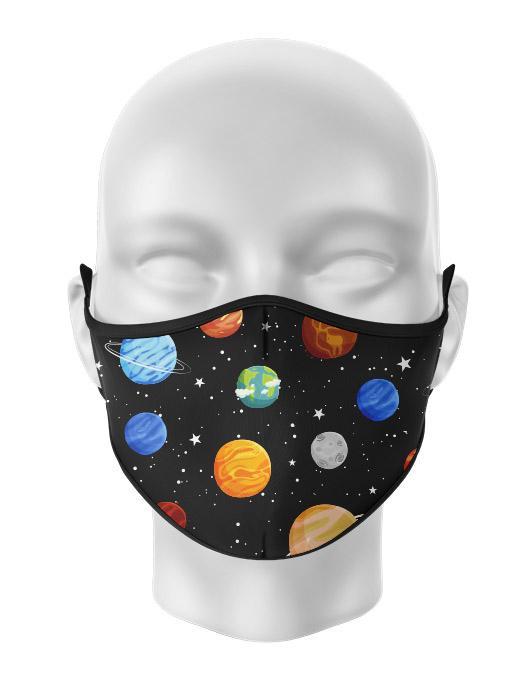 Masca de gura personalizata Science