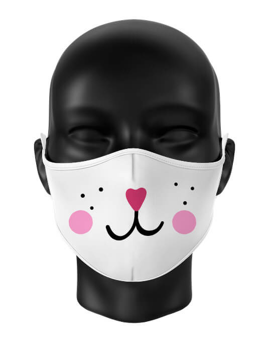 Masca de gura personalizata Puppy