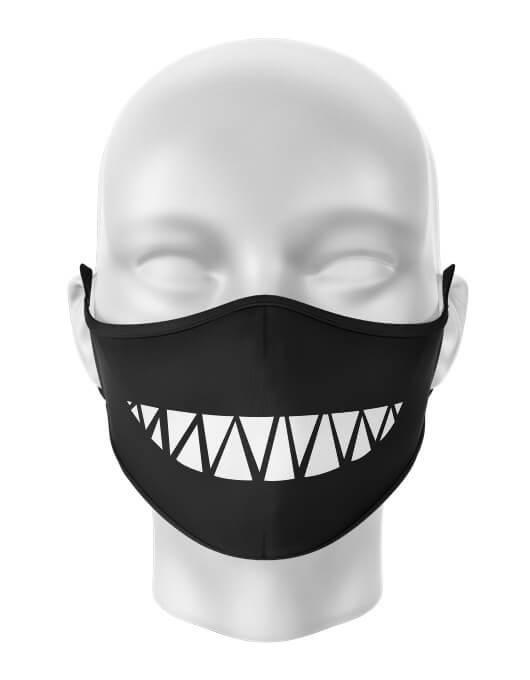 Masca de gura personalizata Smile