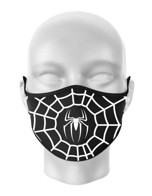 Masca de gura personalizata Spiderman