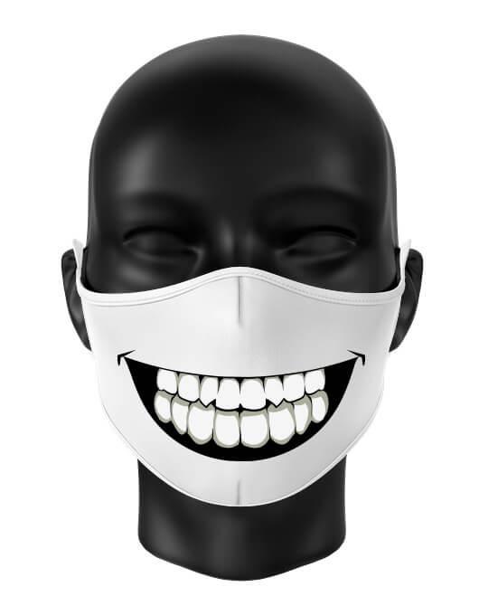 Masca de gura personalizata Big smile