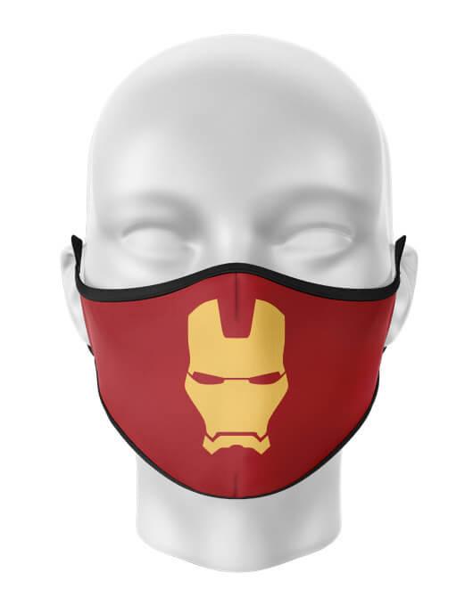 Masca de gura personalizata Iron Man