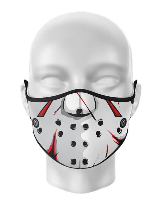 Masca de gura personalizata Jason Mask
