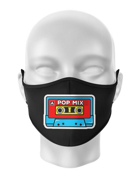Masca de gura personalizata Pop mix