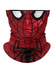 Masca tip cagula moto Spiderman