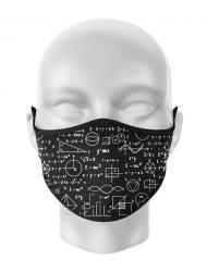 Masca de gura personalizata Math