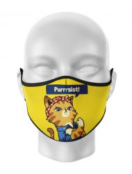 Masca de gura personalizata Pursist