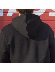 Hanorac personalizat negru unisex Highagain