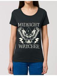Tricou STANLEY STELLA dama Midnight Watcher Negru