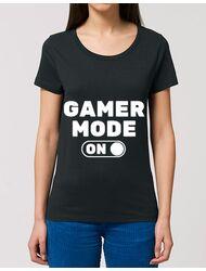 Tricou STANLEY STELLA dama Gamer mode on Negru