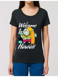 Tricou STANLEY STELLA dama Welcome to Hawaii Negru