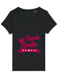 Tricou STANLEY STELLA dama Team Bride Negru
