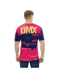 Tricou barbati all over DMX