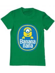 Tricou ADLER barbat Bananana Verde mediu