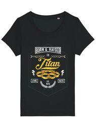 Tricou STANLEY STELLA dama Titan Negru