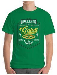 Tricou ADLER barbat Galati Verde mediu