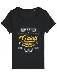 Tricou STANLEY STELLA dama Galati Negru