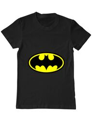 Tricou ADLER barbat Batman Negru