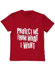 Tricou ADLER copil Protect me Rosu