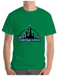 Tricou ADLER barbat Transylvania Verde mediu