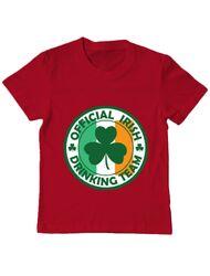 Tricou ADLER copil Irish Drinking Team Rosu