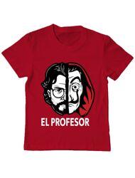 Tricou ADLER copil El profesor Rosu