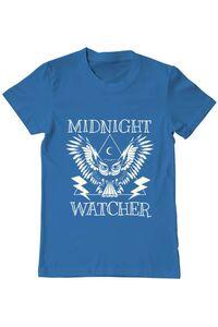 Tricou ADLER dama Midnight Watcher Albastru azuriu
