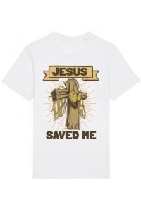 Baby body Jesus Saved Me Alb