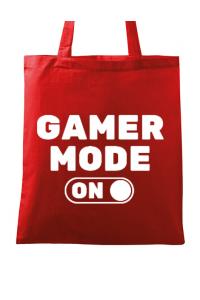 Tricou ADLER dama Gamer mode on Rosu