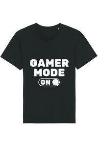 Masca personalizata reutilizabila Gamer mode on Negru