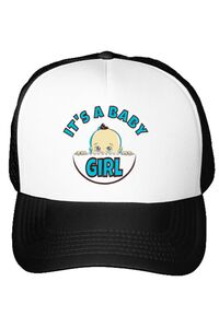 Cana personalizata It's a baby girl Alb