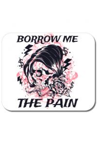 Tricou STANLEY STELLA barbat Borrow me the pain Alb