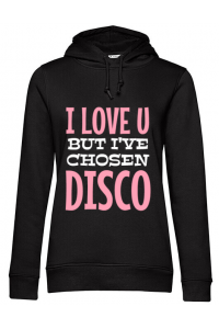 Tricou STANLEY STELLA barbat I've chosen disco Negru