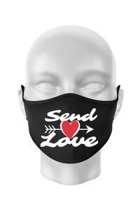 Tricou STANLEY STELLA barbat Send love Negru