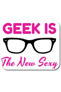 Tricou STANLEY STELLA dama Geek is the new sexy Alb