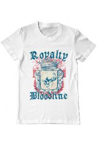 Tricou STANLEY STELLA barbat Royalty bloodline Alb