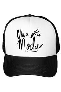Baby body Viva la moda Alb