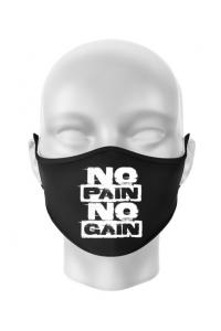 Tricou STANLEY STELLA dama No pain, no gain Negru