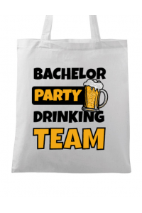 Tricou ADLER copil Bachelor Party Alb
