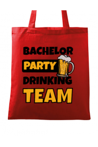 Tricou ADLER copil Bachelor Party Rosu