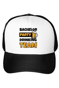 Tricou Petrecerea burlacilor STANLEY STELLA Bachelor Party Alb
