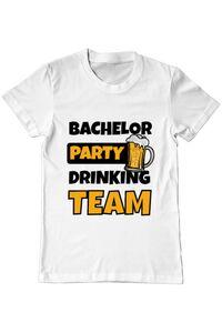 Sapca personalizata Petrecerea burlacilor Bachelor Party Alb
