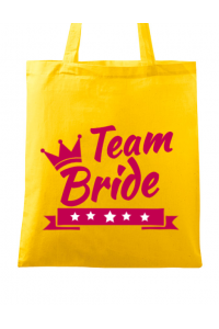 Tricou ADLER barbat Team Bride Galben