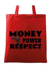 Tricou ADLER copil Money, power,respect Rosu