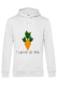 Tricou STANLEY STELLA dama I carrot do this Alb