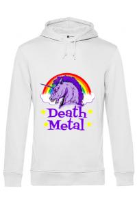 Tricou ADLER copil Death Metal Alb